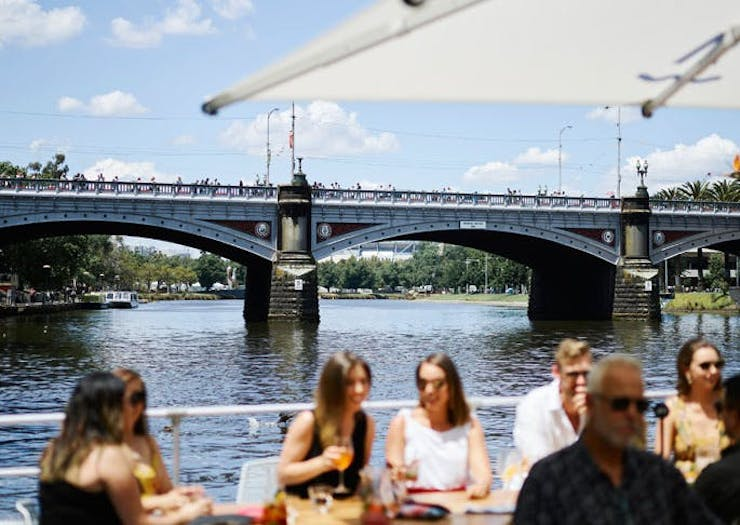 Parks Victoria Is Opening Up The Yarra To More Floating Bars This Summer