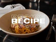 Whip Up Elva Bondi's Spin On Spaghetti Carbonara, The Classic Roman Pasta