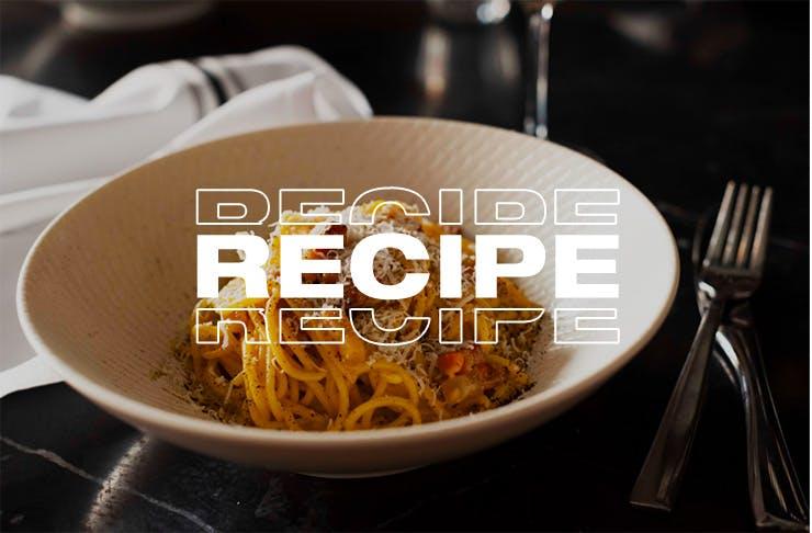 spaghetti carbonara recipe elva bondi