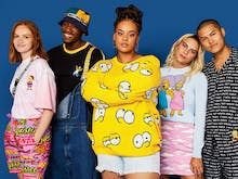 Heads Up, ASOS Just Dropped A Retro Simpsons Range