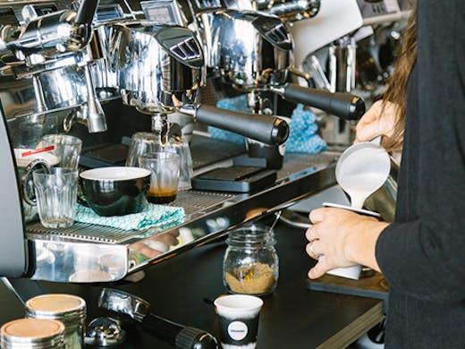 Atomic Coffee Wynyard Quarter