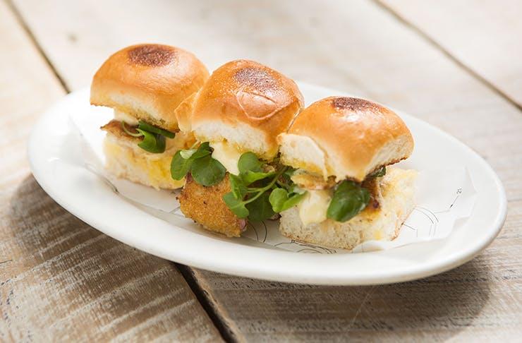 sliders, best restaurants auckland, where to get sliders in auckland