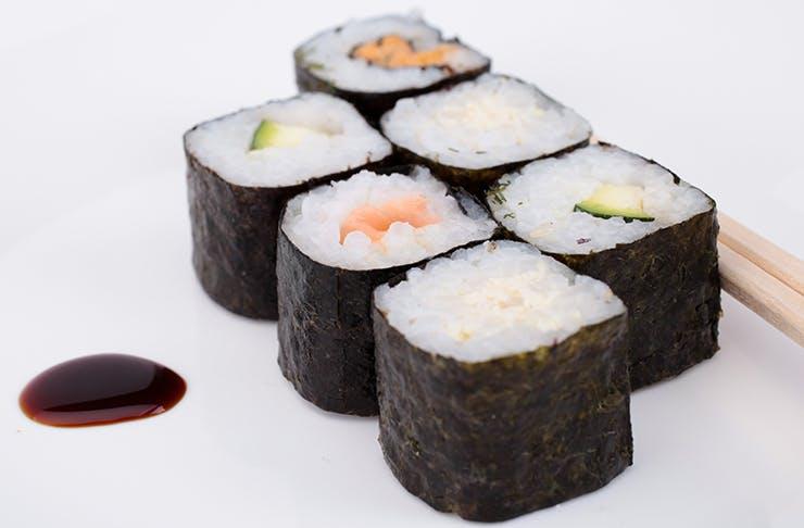 aucklands best sushi trains