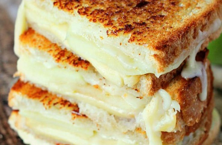 Auckland Is Getting A Grilled Cheese Pop-Up!