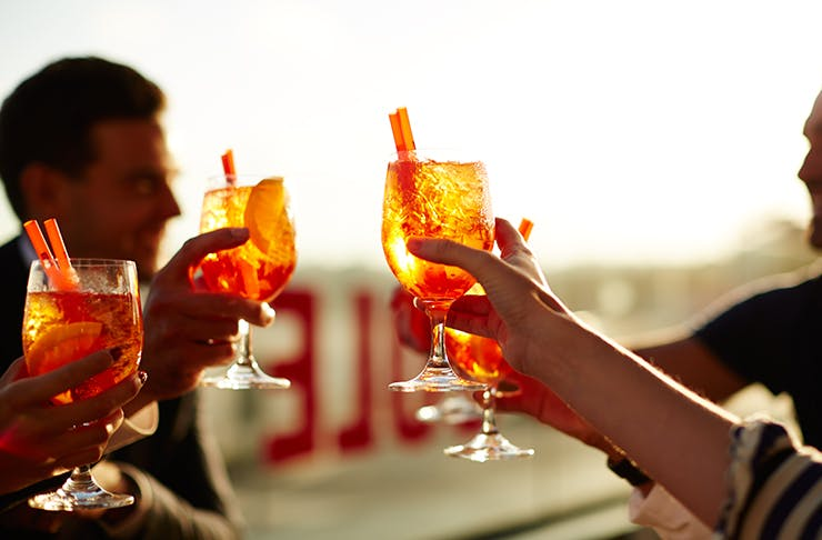 Auckland Is Getting A Pop-Up Aperol Spritz Bar!