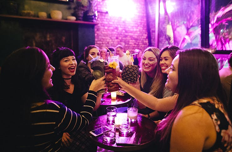 Auckland's Best Bars For Groups
