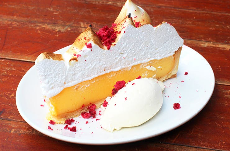 Auckland's Best Lemon Meringue Pies