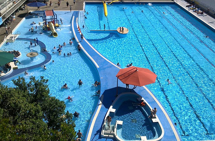 Auckland's Best Swimming Pools