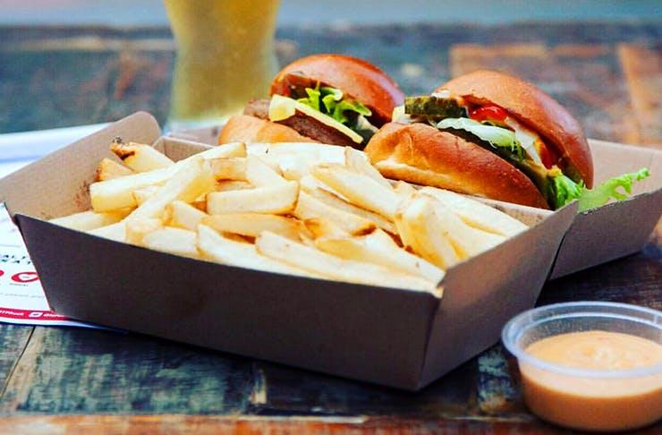 Auckland's Best Vegan Fast Food