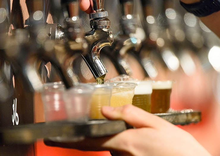 One Day, 100 Beers | A New Beer Festival Is Happening This Winter!