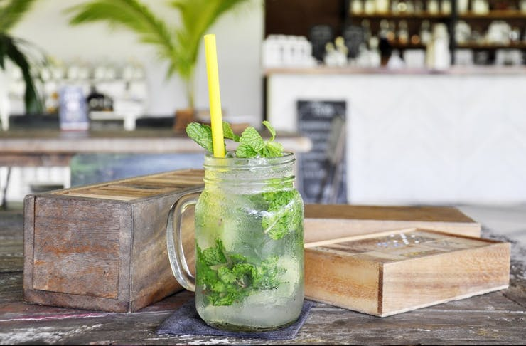 Stop Everything: Auckland's Getting A New Garden Bar