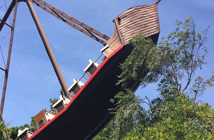 Auckland's Iconic Pirate Ship Is Closing Down And We Can't Even
