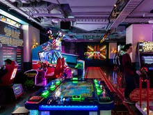 BREAKING: An Adults-Only Arcade & Cocktail Bar Is Opening In the Valley!