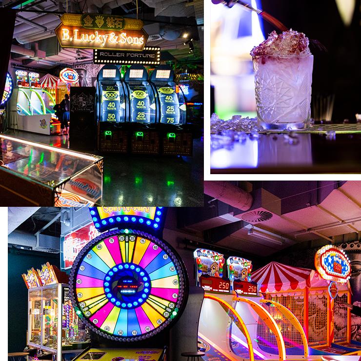 Brisbane Gaming Bar
