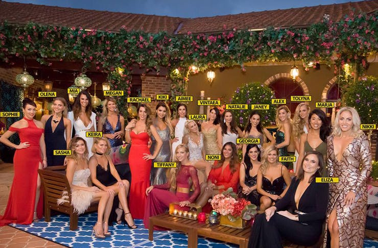 The Bachelor Preview