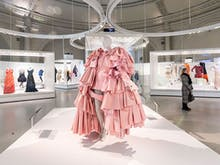 Don't Miss The Massive Balenciaga Exhibition Coming To Victoria