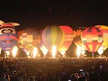 Take A Roadie To This Epic Hot Air Balloon Festival