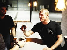 Mick Fanning Will Be Pouring Balter Beers At Fritzenberger This Weekend!