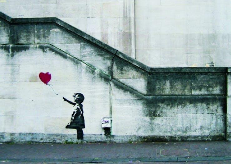 Banksy in Australia