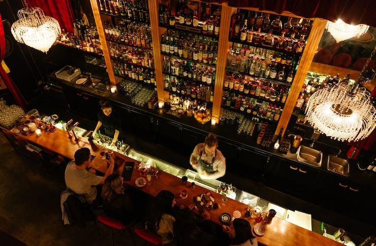 Melbourne's best hidden bars