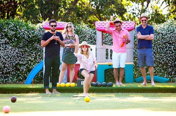 best lawn bowls sydney