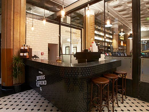 Barkers Burrs & Grind Auckland