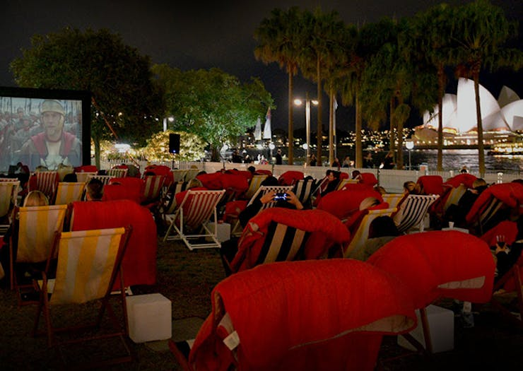 Sydney, You Can Now Watch French Films Under The Stars