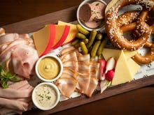 Eat Your Fill Of The Bottomless Meat And Cheese Boards This German Spot Is Dishing Up