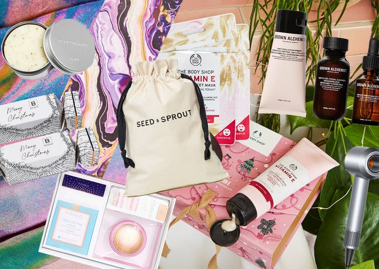 Give A Little Self-Care This Year With This Gift Guide For All Things Beauty And Wellness