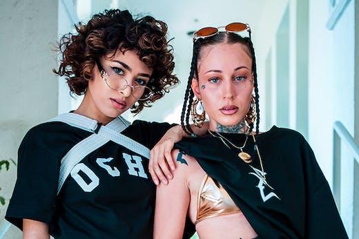 Three's A Trend | Bold Beautycon Looks