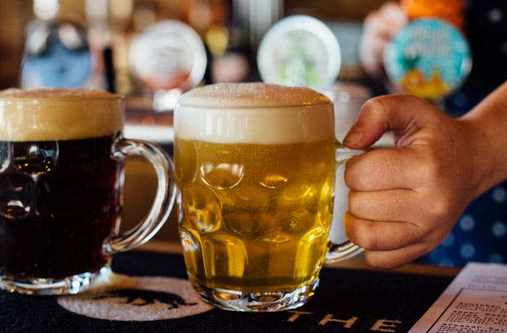 Here's Where To Drink Beer To Help Drought Relief