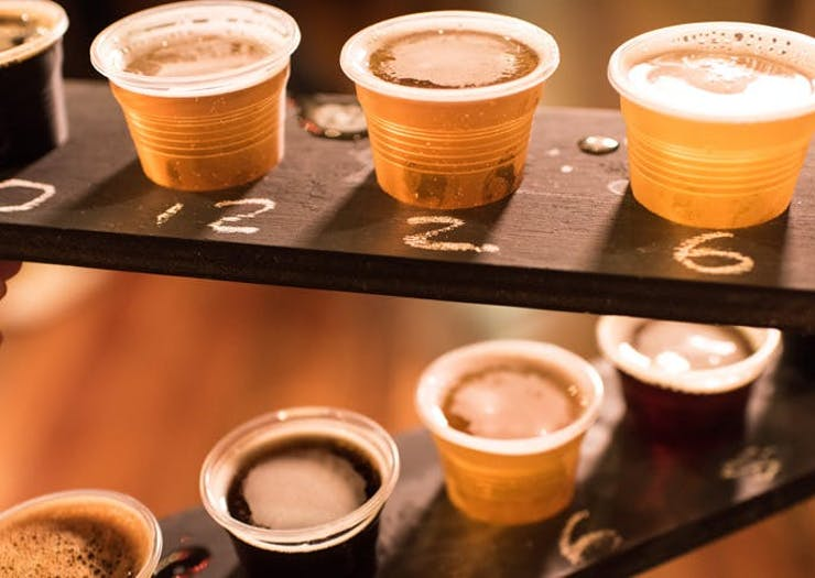 A Boutique Craft Beer Festival Is Popping Up This Winter At Kings Beach