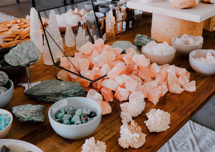 Set Your Intentions With This Beginner's Guide To Crystals