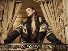 Soak Up All The Italian Opulence In The Versace X KITH Collab Featuring Bella Hadid