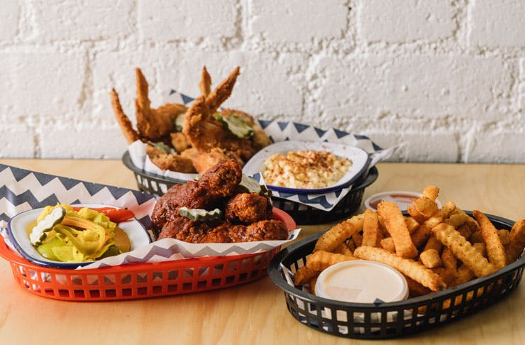 Belles Hot Chicken Is Having A Korean Takeover Next Week