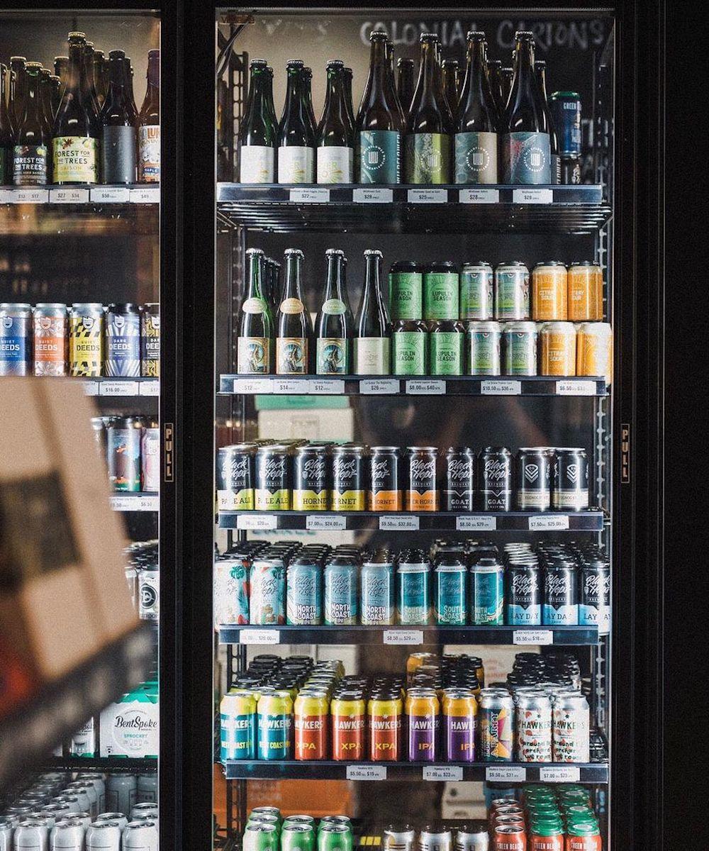 Besk bottle shop