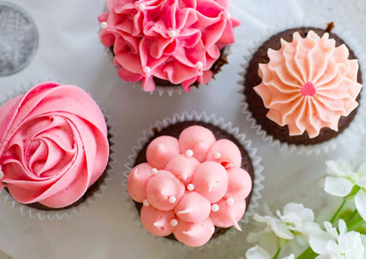 Auckland's Most Beautiful Cupcakes