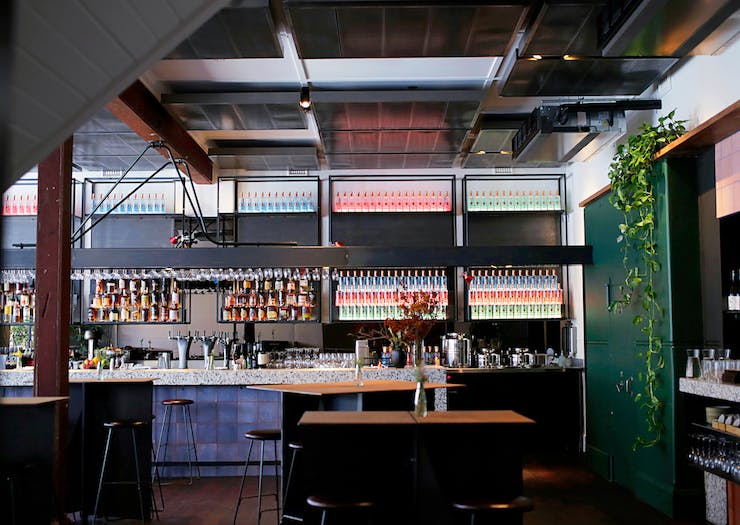 Inside Republic Of Fremantle, one of the best bars in Perth