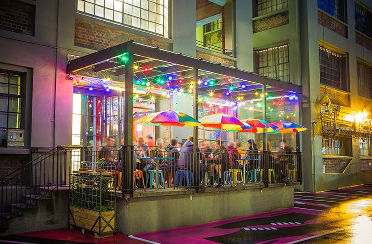 Best Bars Wellington