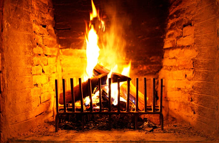 best bars with fireplaces auckland