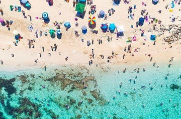 Perth's Best Beaches To Cool Off At This Summer