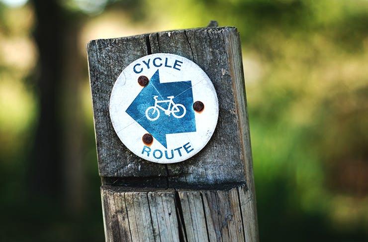 best bike routes brisbane