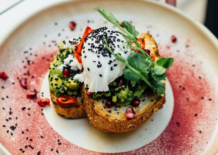 Where To Get The Best Breakfast In Melbourne