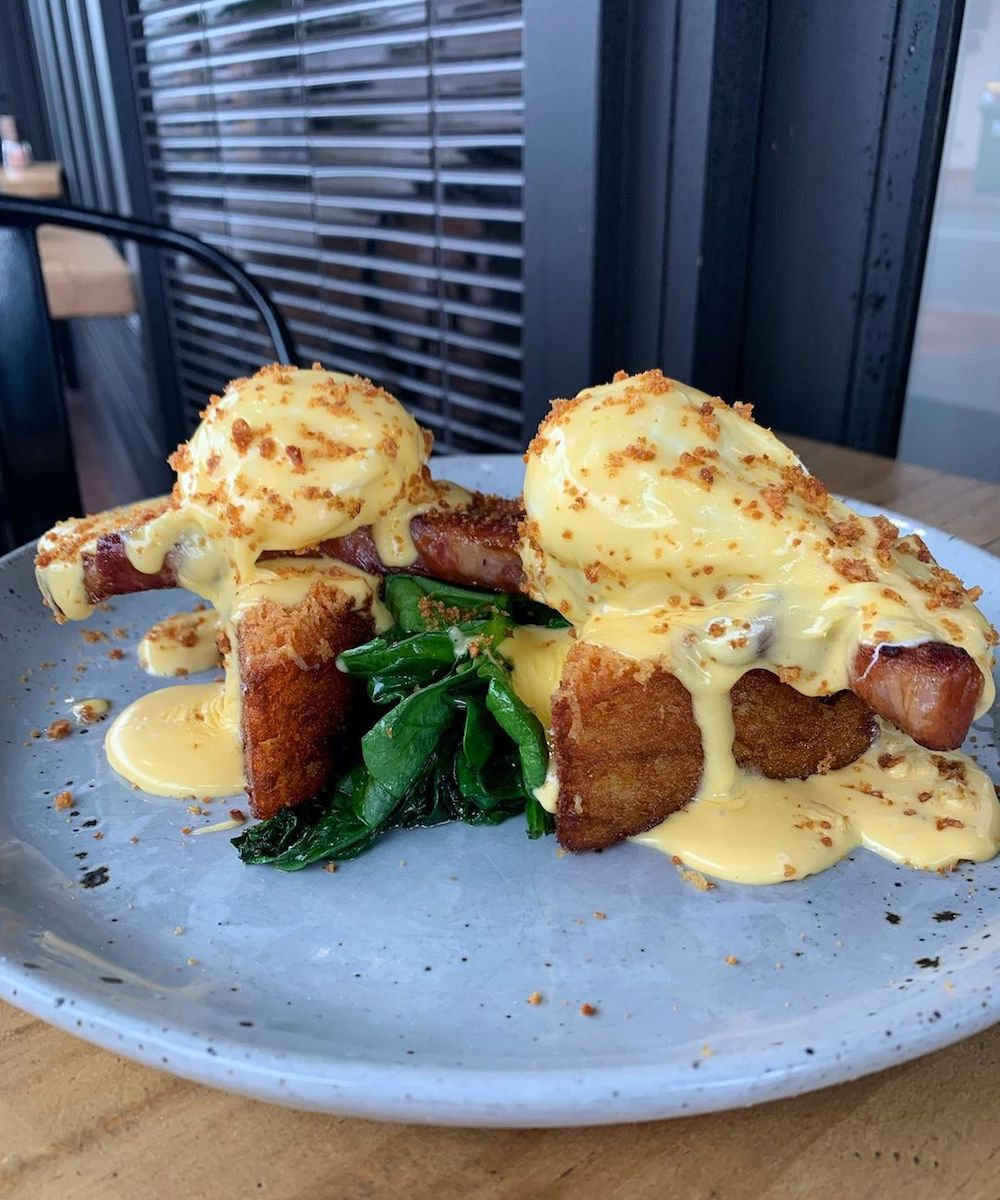 eggs benny from Finlay & Sons