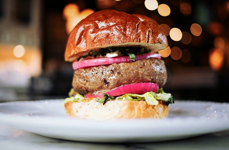 best burgers brisbane, vegan food brisbane