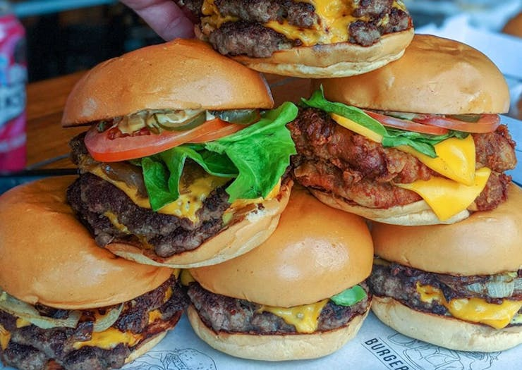 Take A Burger Tour Of Sydney, These Are 14 Of The Absolute Best Burger Joints Right Now