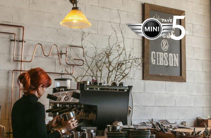 Best cafes Woolloongabba