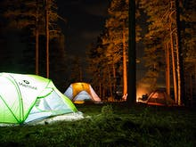 Hit The Road And Pitch A Tent At These 7 Camping Spots Worth The Drive North