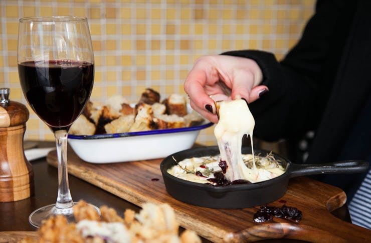 Sydney's Best Places to Eat Cheese And Drink Wine