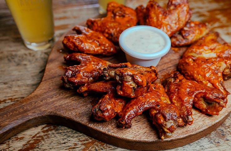 best chicken wings Brisbane
